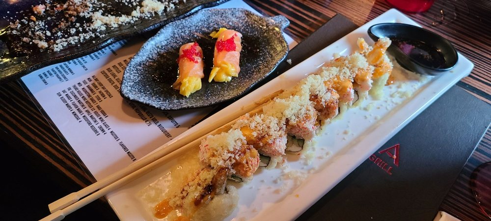 Umiya Sushi, Seafood and Grill: 4101 S Padre Island Dr, Corpus Christi, TX