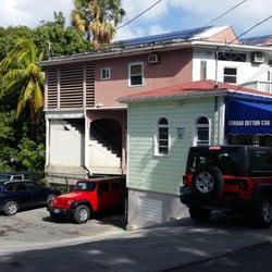 islands john rentals Car st virgin