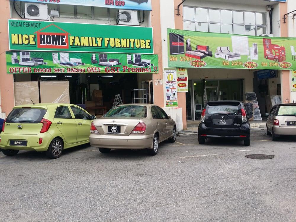 Nice Home Family Furniture Furniture Stores Jalan Kuari Kuala Lumpur Malaysia Phone