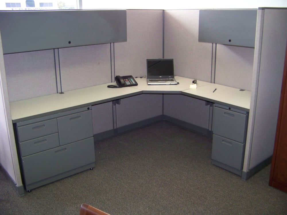 We Have Cubicles All Sizes And Color Yelp