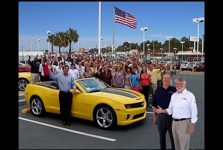 Car Dealerships In Charleston Sc >> Crews Chevrolet - 20 Photos & 18 Reviews - Dealerships - 8199 Rivers Ave, North Charleston, SC ...