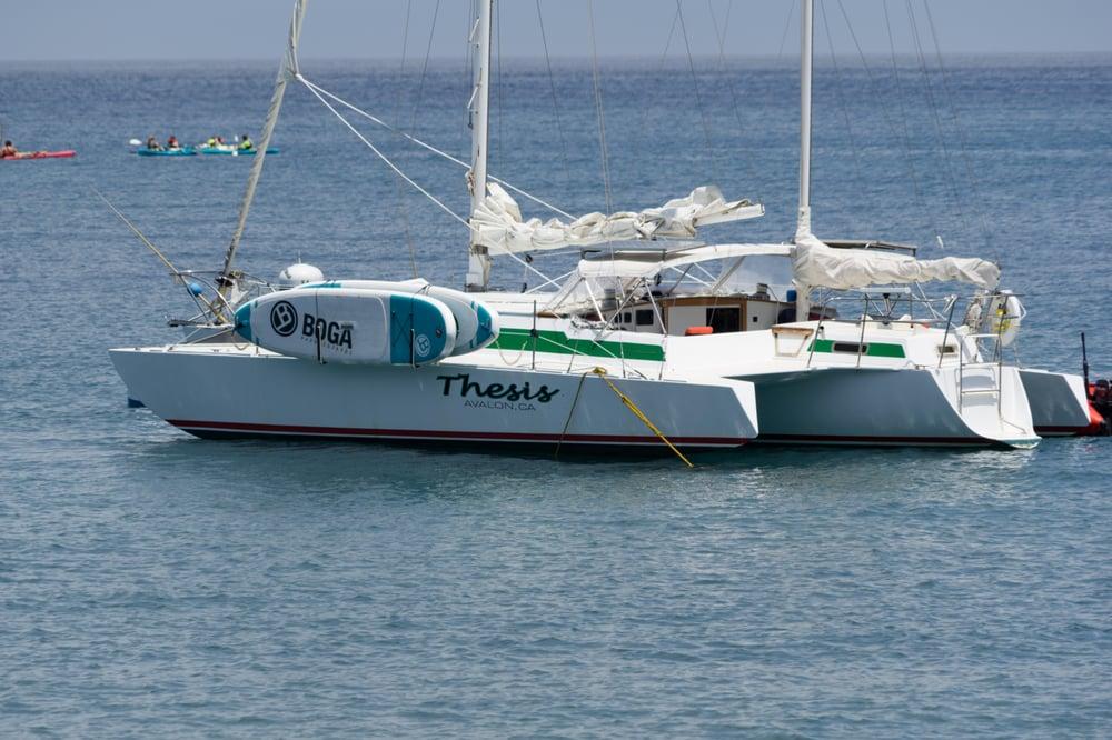 Catalina Adventure Sailing: Avalon, CA