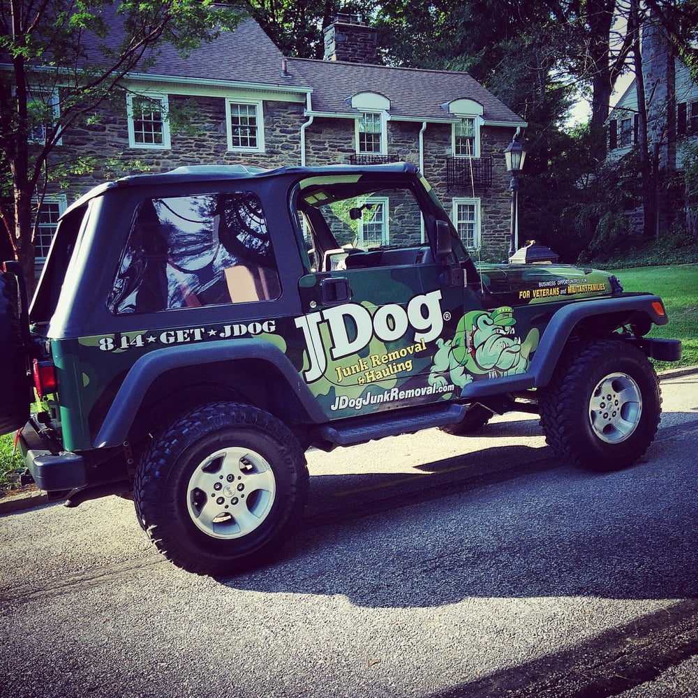 JDog Junk Removal and Hauling - CLOSED - Junk Removal