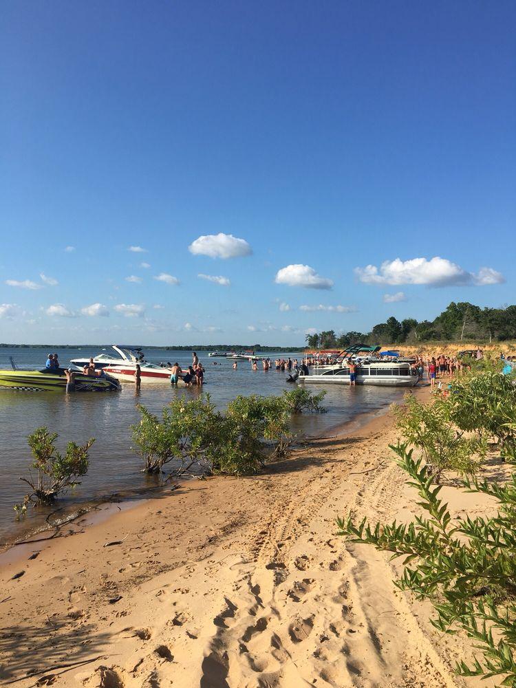 Lake Texoma: Cartwright, OK