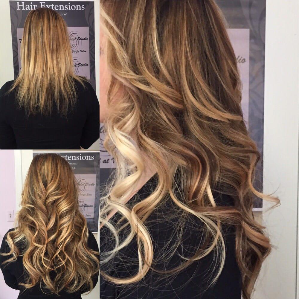 Capelli Bella Salon Hair Extensions 8915 George Williams Rd
