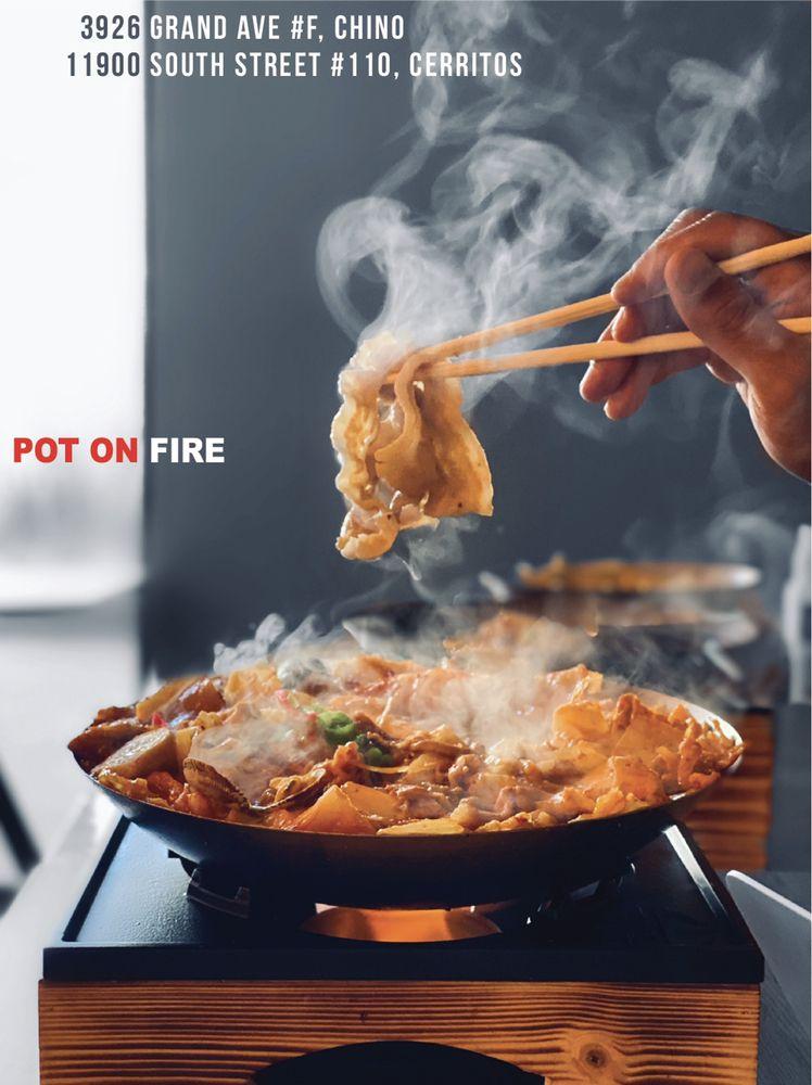 Pot on Fire - Chino, CA: 3926 Grand Avenue, Chino, CA