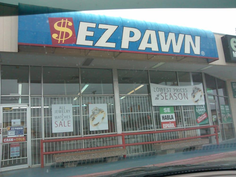 EZ pawn - YouTube