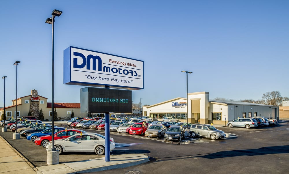 dm motors auto loan providers 20023 empire rd