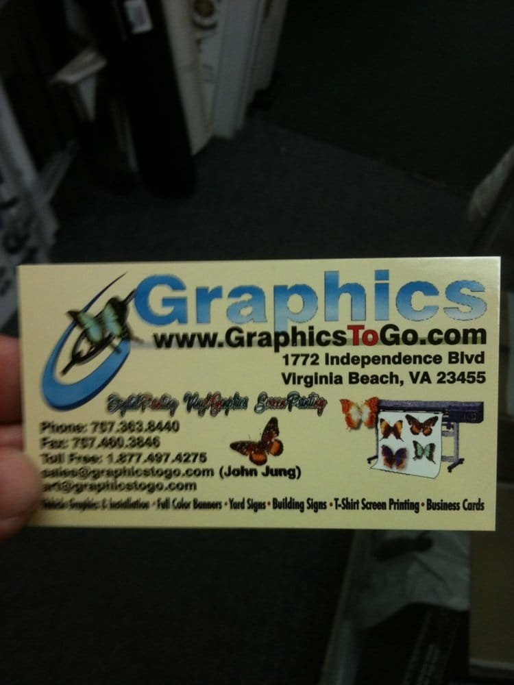 Graphics To Go