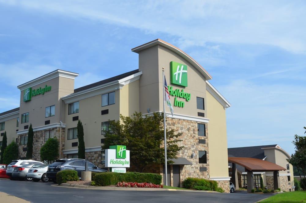 Holiday Inn Little Rock West - Chenal Pkwy: 10920 Financial Centre Pkwy, Little Rock, AR