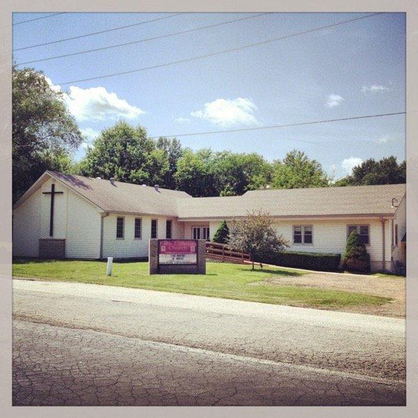 Faith Lutheran Church: 507 S Washington Ave, Knob Noster, MO