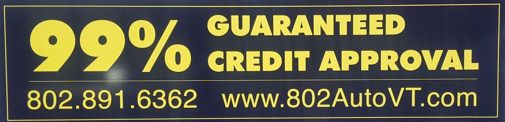 802 Auto Sales: 4 Clapper Rd, Milton, VT