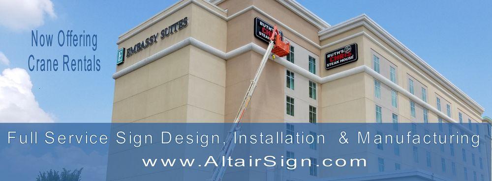 Altair Sign & Light: 3008 Holly Springs Pkwy, Holly Springs, GA