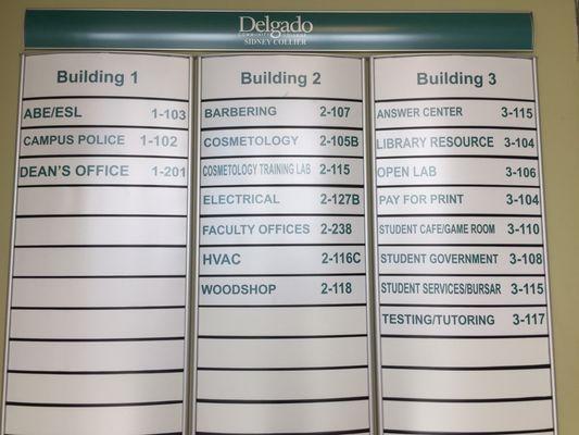 Delgado Community College - Sidney Collier 3727 Louisa St New ... on