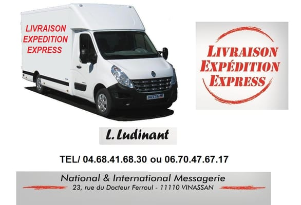 38d30b325f76fe Livraison Expedition Express - Couriers & Delivery Services - 23 rue ...
