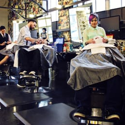 Exceptional Photo Of Jimmyu0027s Barber Garage   Sacramento, CA, United States. Workinu0027