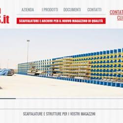 Roma Scaffalature Metalliche.Scaffalature Metalliche Office Equipment Via Ardeatina