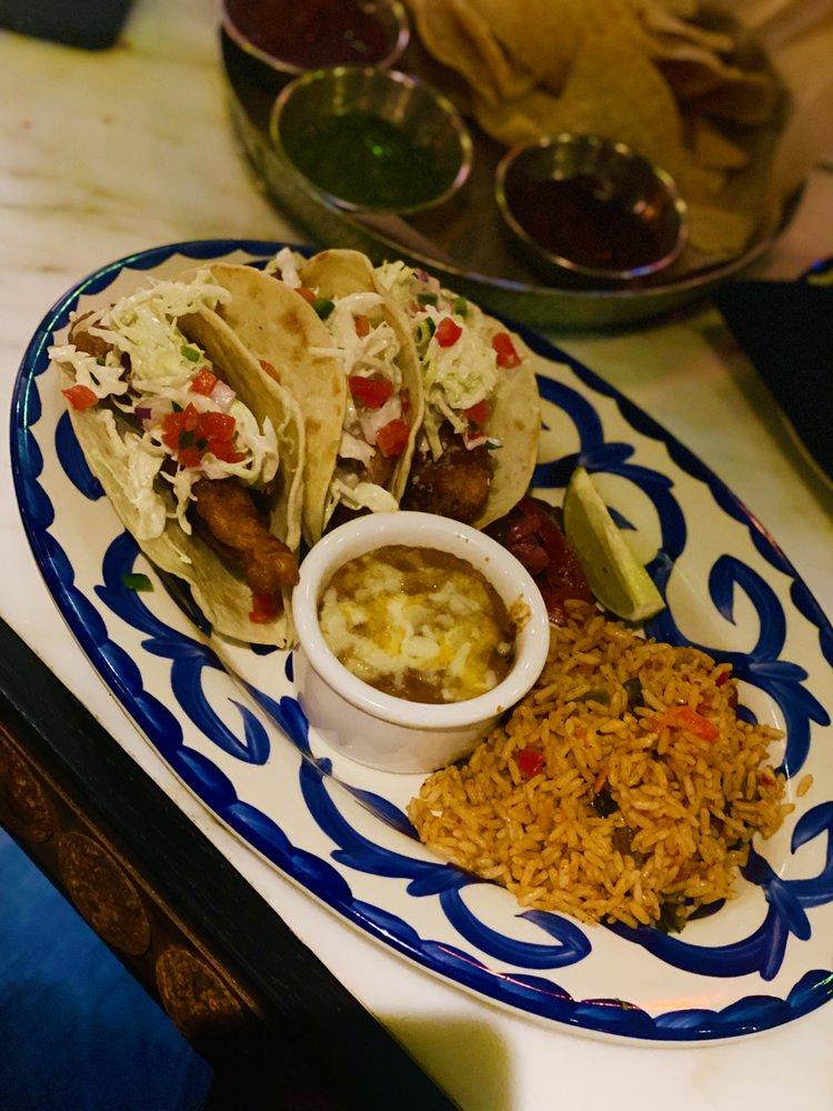 Food from El Segundo Mexican Kitchen