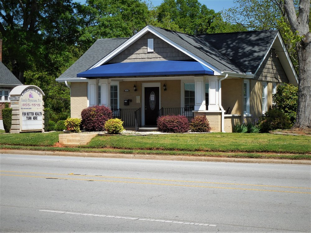 Chiropractic Family Physicians: 729 E Main St, Easley, SC
