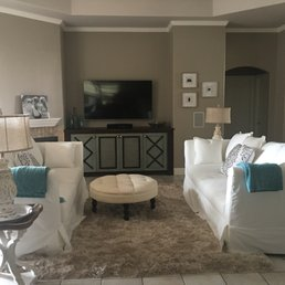 Superb Photo Of Kimu0027s Creative Designs   McAllen, TX, United States. Family Room  Makeover