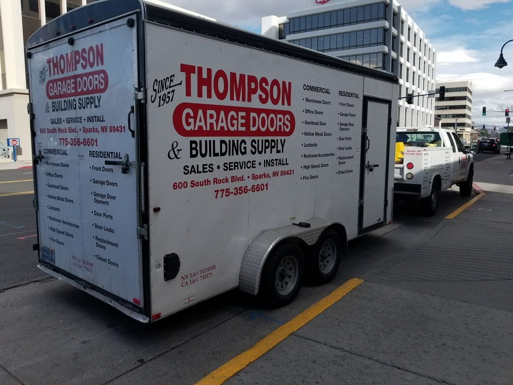 Thompson Garage Doors