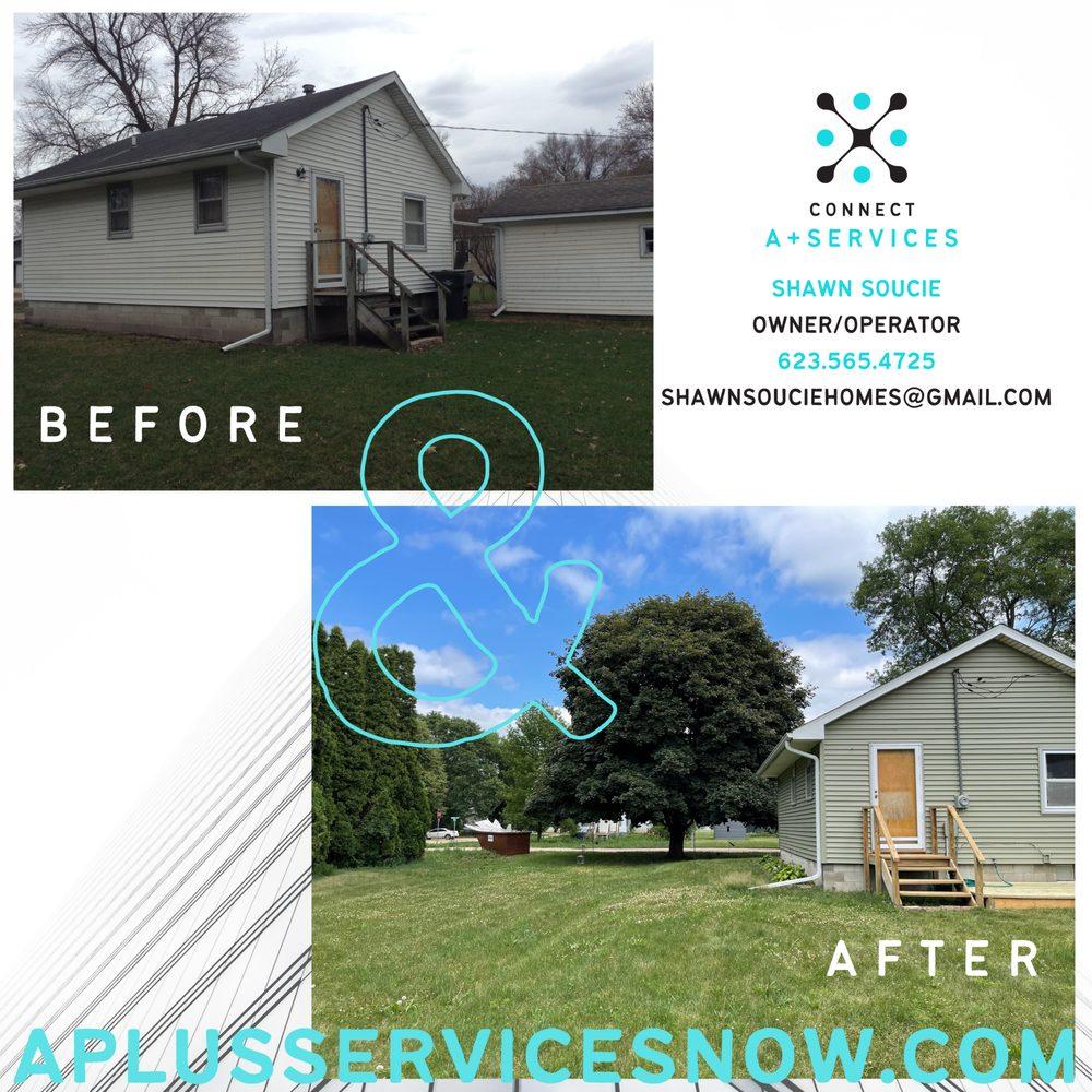 A+ Services: Spirit Lake, IA