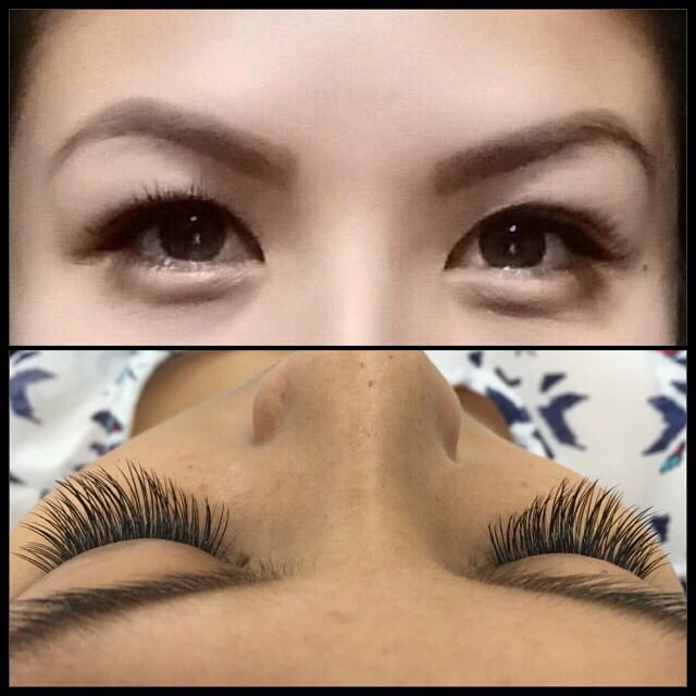 9193529c991 BEFORE: Kimmie Jacob full set D curl 13mm (original price $300/discounted  to $200) AFTER: Ooh la lash extra full set D curl 12mm-15mm $110 - Yelp