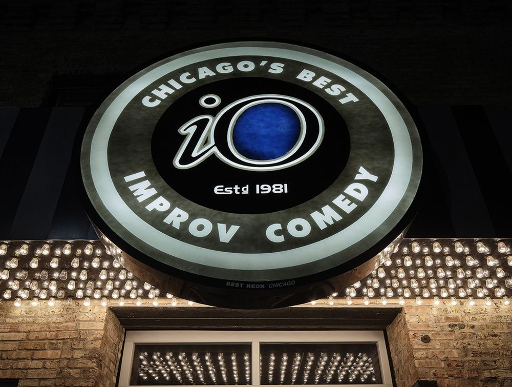 iO Theater: 1501 N Kingsbury St, Chicago, IL