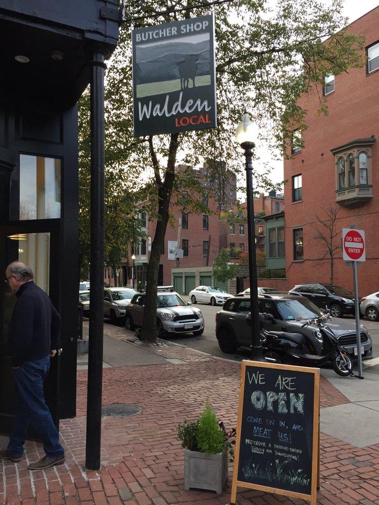 Walden Local Butcher Shop: 316 Shawmut Ave, Boston, MA