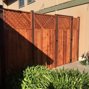 Photo Of Charlifue S Handyman Services Santa Rosa Ca United States New Fence