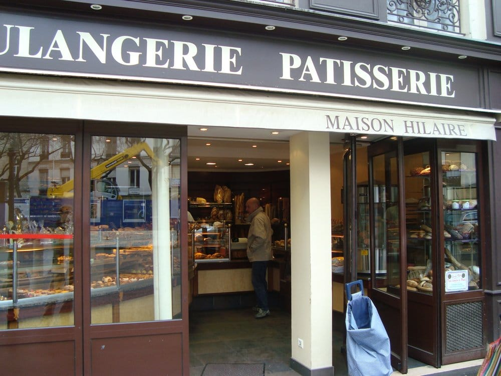 boulangerie maison hilaire bakeries 11 rue saint antoine bastille paris france phone. Black Bedroom Furniture Sets. Home Design Ideas