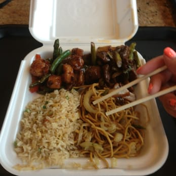 does panda express delivery in las vegas