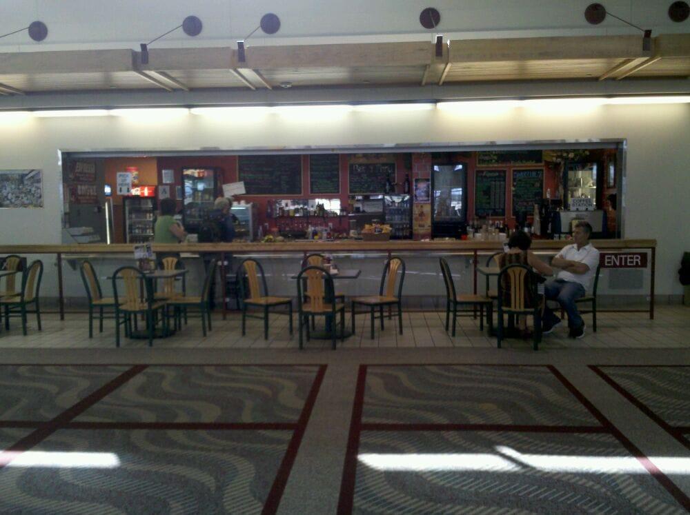 Coffee Station / Bar @ Kalispell Intl Airport - Coffee & Tea