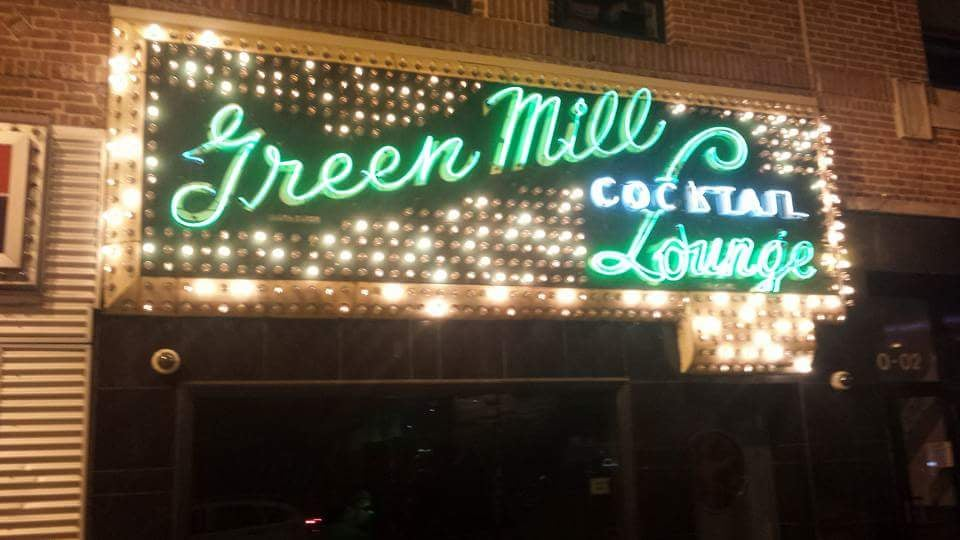 Restaurants Near Green Mill Chicago