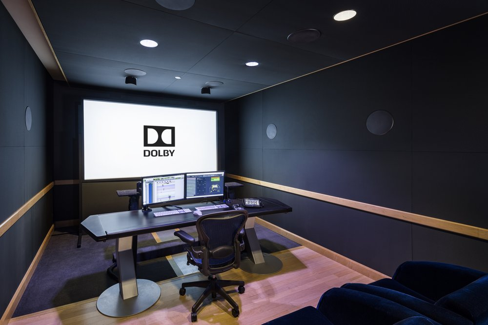 Project rooms offer post production and imaging tools for