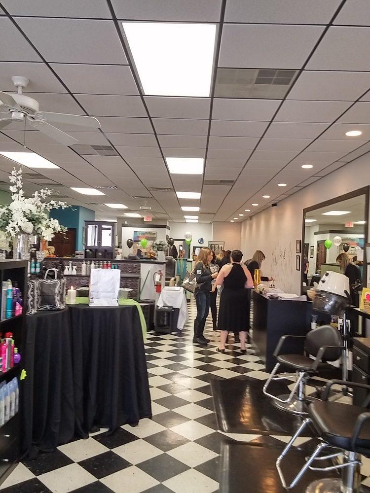Hairspray Salon: 135 W Vienna Rd, Clio, MI