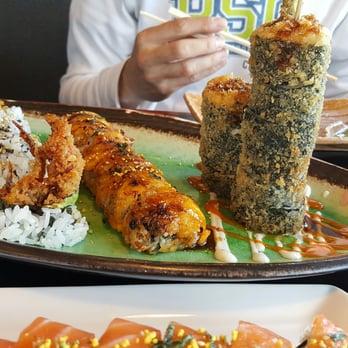 Sushi Cafe South Elgin Menu