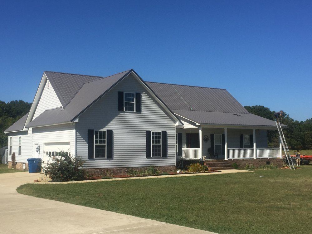 A & C Metal Roofing: 100 Cook St, Gadsden, AL