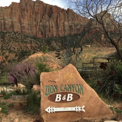 Zion Canyon Bed And Breakfast Springdale Ut