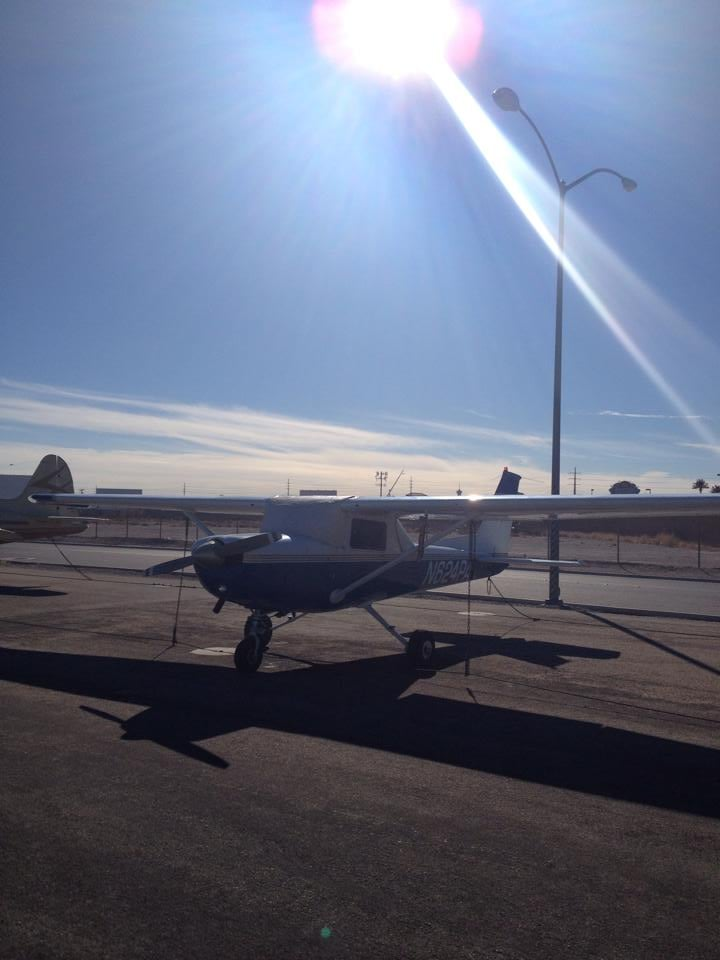 Cessna Six Two Four Papa Alpha  The plane that made me a