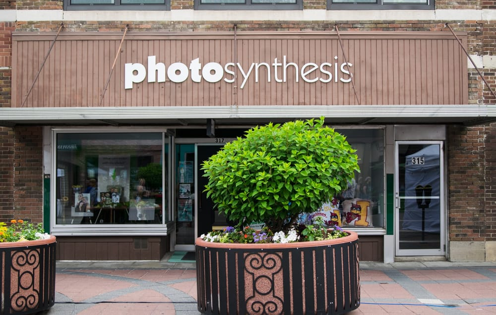 Photosynthesis: 317 Main St, Ames, IA