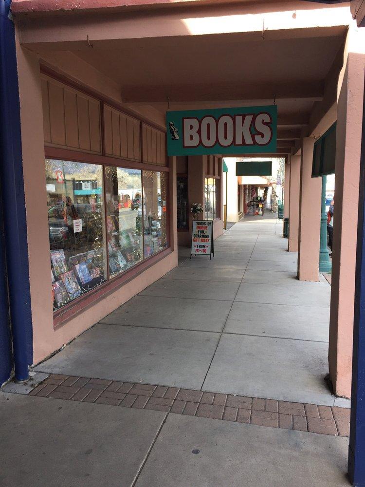 Adventures Unlimited Books: 1020 N Main St, Cottonwood, AZ
