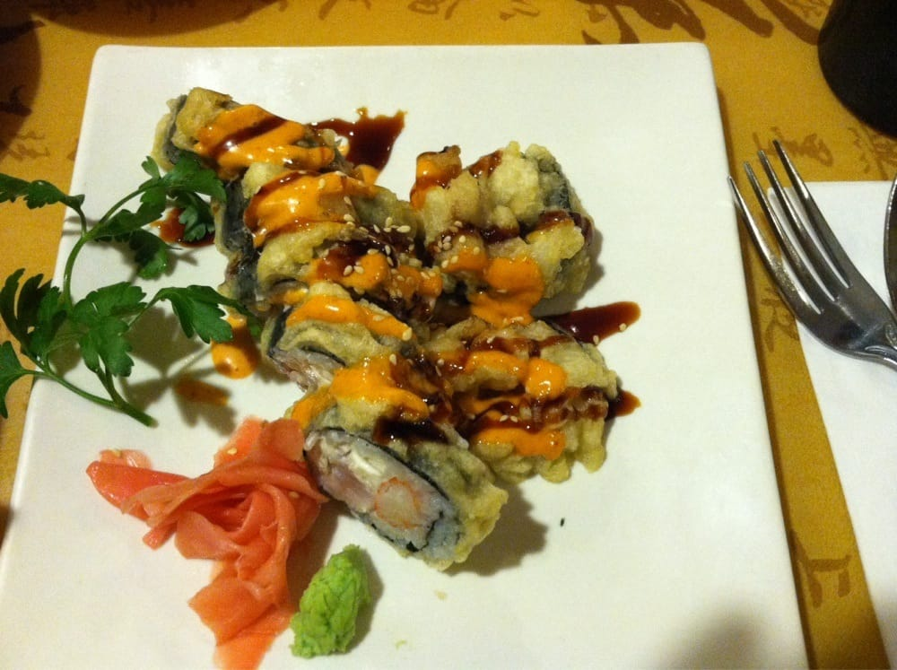 Best sushi i have had in a while yelp for Asian cuisine richmond hill ga
