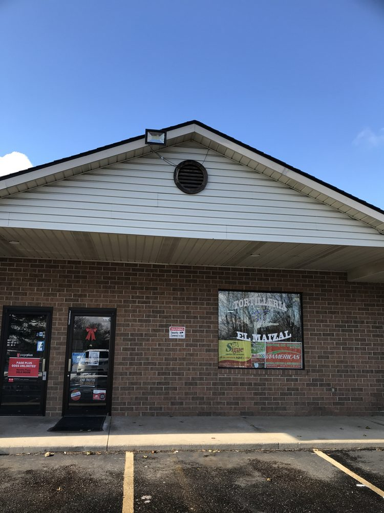 Tortilleria El Maizal: 2840 Lincoln Way E, Massillon, OH