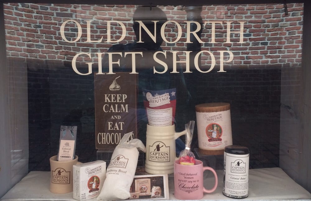 Old North Church Gift Shop