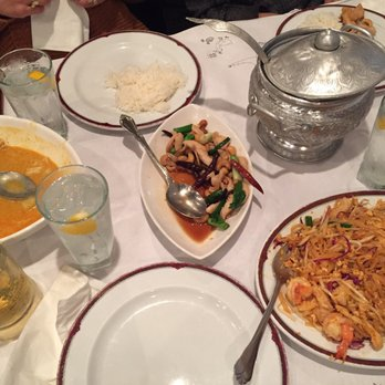 New Krung Thai Restaurant Mountain View