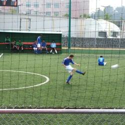 centro de soccer siete azteca football calzada de