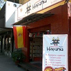 Foto de Alpargatas Hispania , México, D.F., México. Identifícala por la bandera española