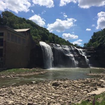 Lower falls park 52 photos hiking driving park ave - Rochester home and garden show 2017 ...