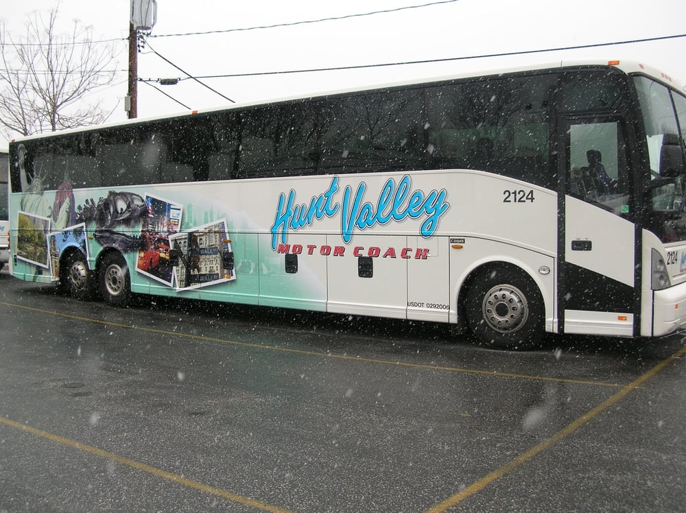 Hunt valley motor coach transportation 7474 shipley for Woodland motors phone number